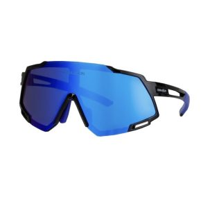Comaxsun Apex Blue Cycling Glasses